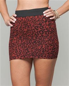 Cheetahlicious Skirt