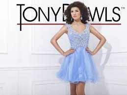 TONY BOWLS Periwinkle Cocktail