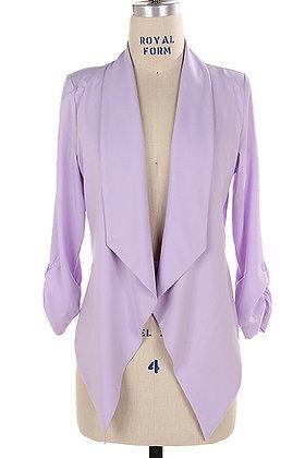 Lavender Blazer