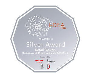 I-DEA Silver Retail Design - Best Above