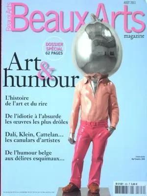 Beaux-arts magazine Sept 2011