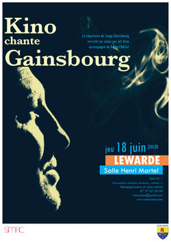 Kino chante Gainsbourg