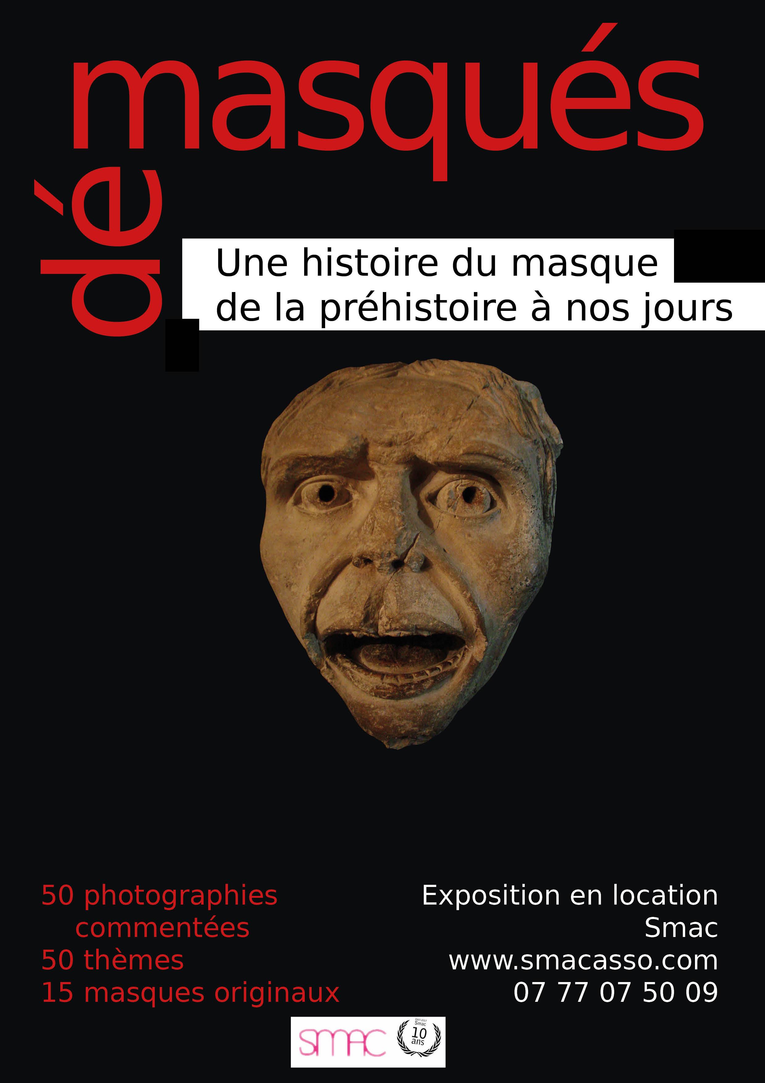 2017 (dé)masqués