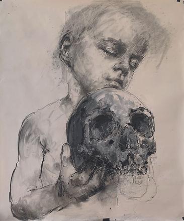 Philippe Pasqua, Orso, 190 x 160 cm, cra