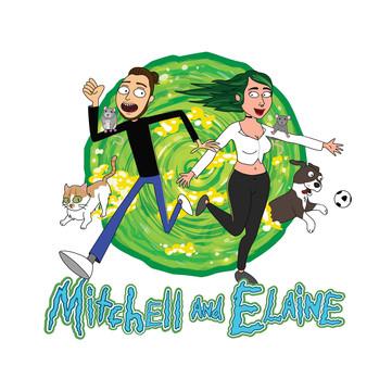 'Mitchell & Elaine'