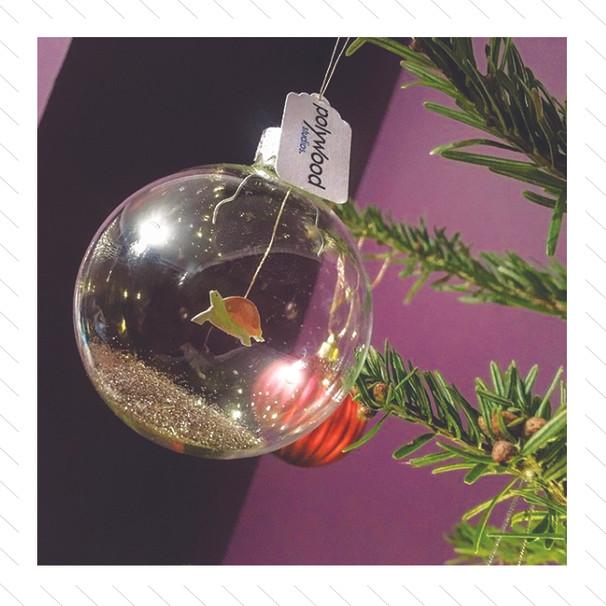 Christmas Bauble 1