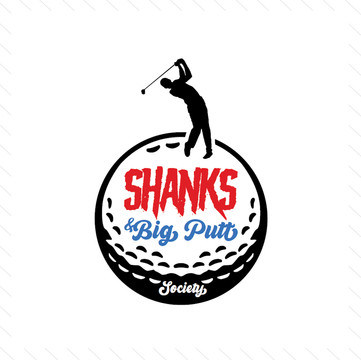 'Shanks & Bug Putt' logo