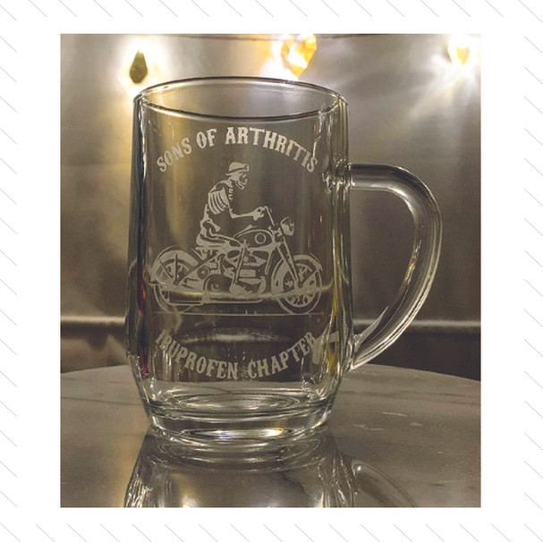 Etched Glassware 1
