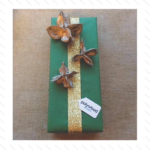 Gift Wrapping Example 3
