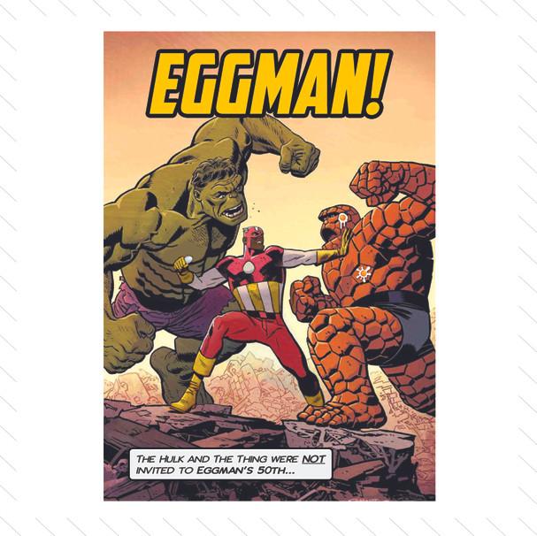 'Eggman' Marvel Rework