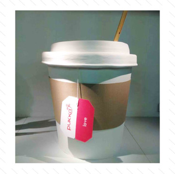 Giant Coffee Cup 2