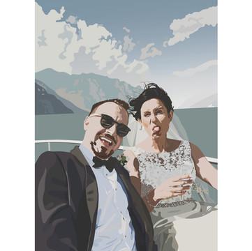 'Wedding Cruise'