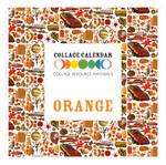 Collage Resource Materials Orange