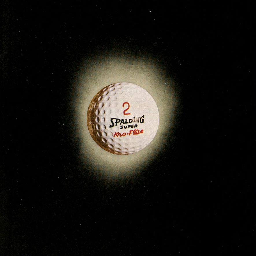 Golf ball eclipse