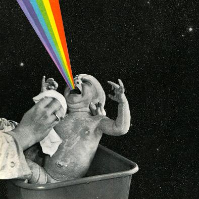 Screaming Rainbows