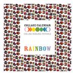 Collage Resource Materials Rainbow
