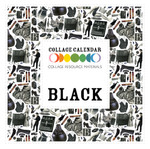 Collage Resource Materials Black