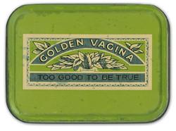 Golden Vagina