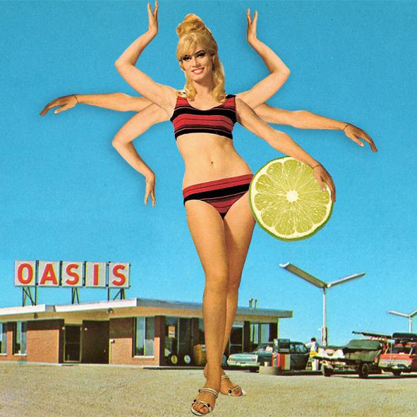 Oasis Octopus