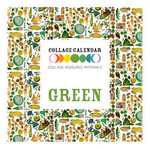 Collage Resource Materials Green