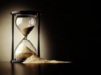 Recuperando o tempo perdido