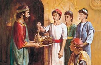 Daniel (1.1-21) - Sede santos, porque Eu Sou Santo