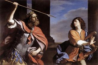 O clamor de Davi dentro da história redentora