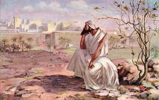 Jonas (4.1-11) - A grandeza das misericórdias de Deus