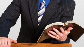 A exclusividade do ministério pastoral masculino