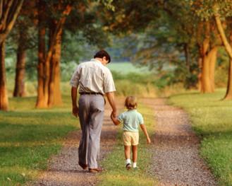 Ensine aos filhos o andar com Deus
