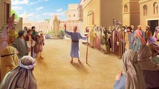 Jonas (3.1-10) - A imutável misericórdia divina