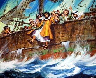 Jonas (1.1-17) - Rastros da misericórdia de Deus