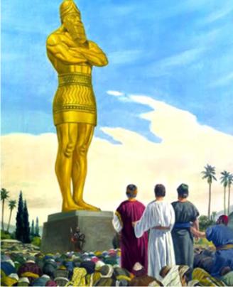 Daniel (3.1-30) - Confronto de soberanos