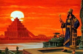 Daniel (4.1-37) - A conversão de um imperador
