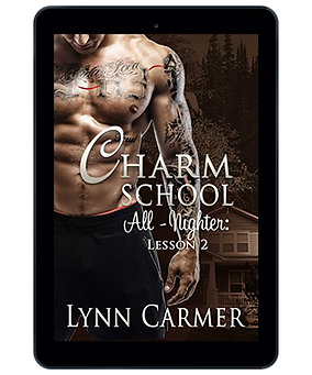 Charm School All Nighter Lesson 2 tablet