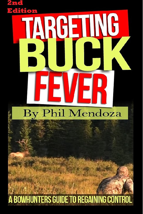 Audio Book-Targeting Buck Fever 2nd Edition