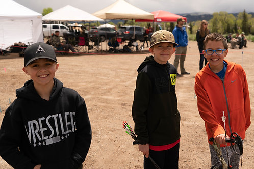 FINALS- Youth July 16-18th, 2021 at No Limits Archery
