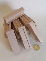 Rails en bois