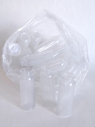 Biberons plastiques