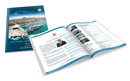 Guide Touristique Marseille avec Le Syndicat d'Initiative de Marseille