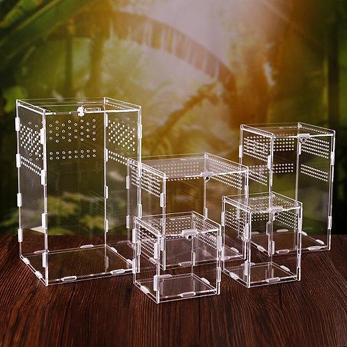 Reptile Terrarium Box Acrylic *Arboreal*