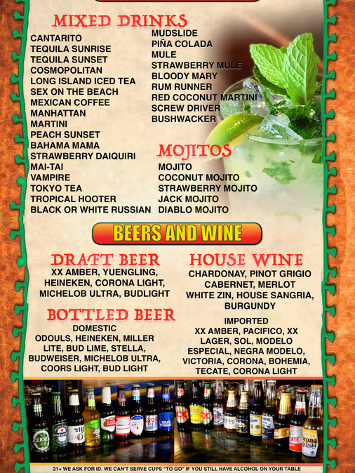 Ay Jalisco Clermont Mixed drinks 10.jpg