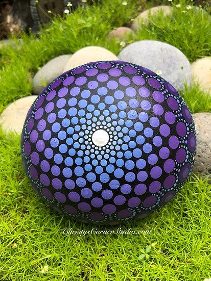 Moonglow Mandala