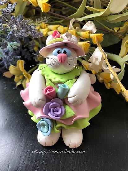 Springtime Dress Daisy