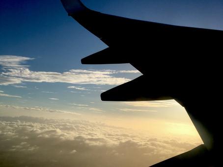 Take Off...Here I come