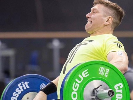 CrossFit Athlete PD Savage - Training while injured (ep 5)