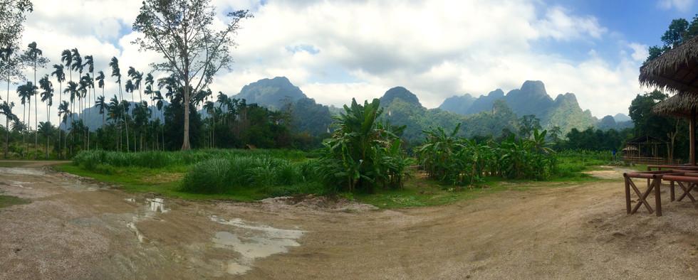 Elephant Hills, Thailand