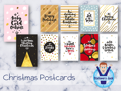 Christmas Postcards