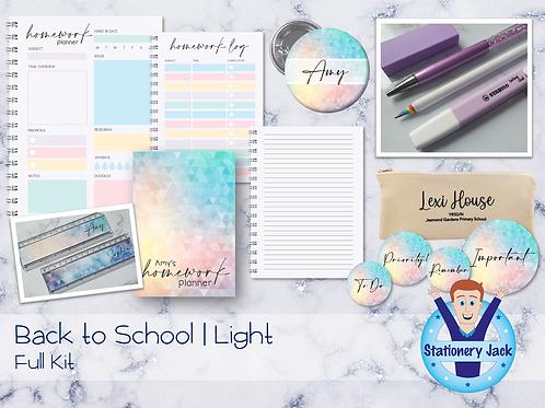 Back to School Kit - Light