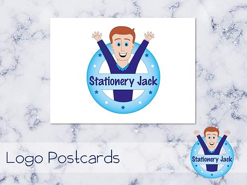 Logo Postcards